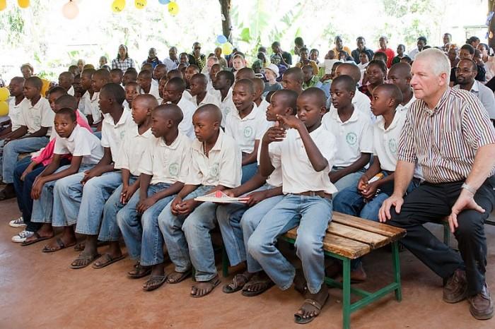 Watoto foundation, Tanzania